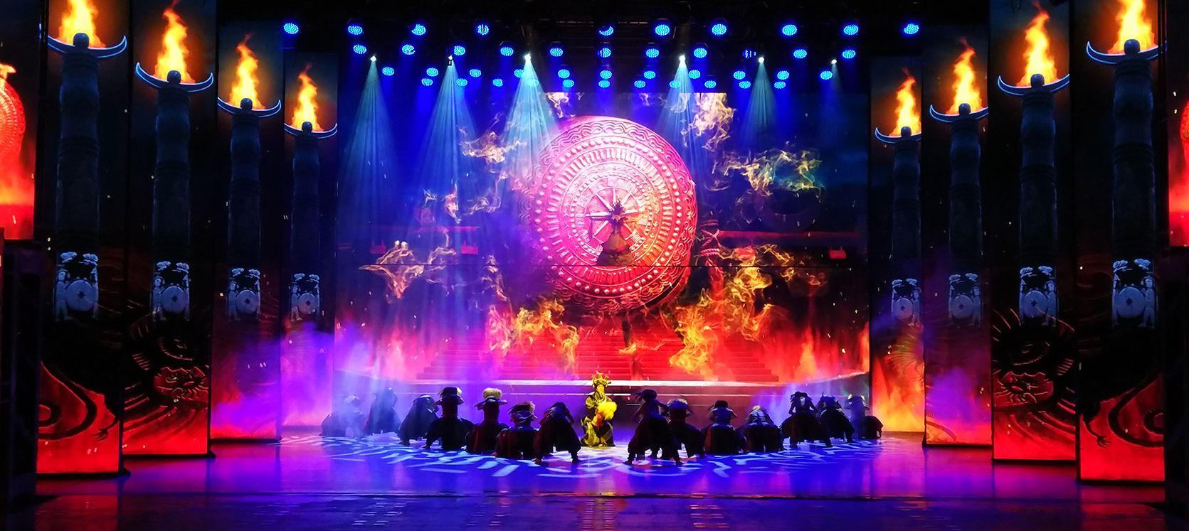 LED teatri va studiya yoritgichi