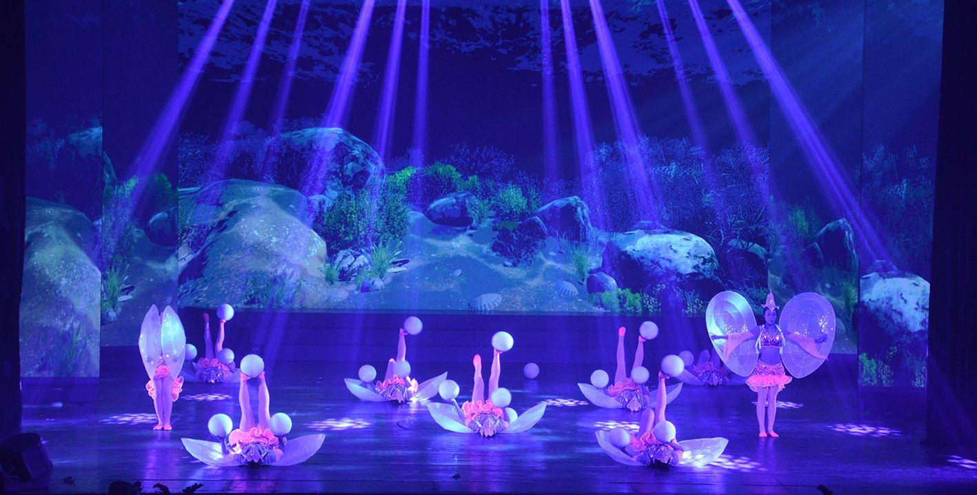 湖南 杂技团 剧院 2