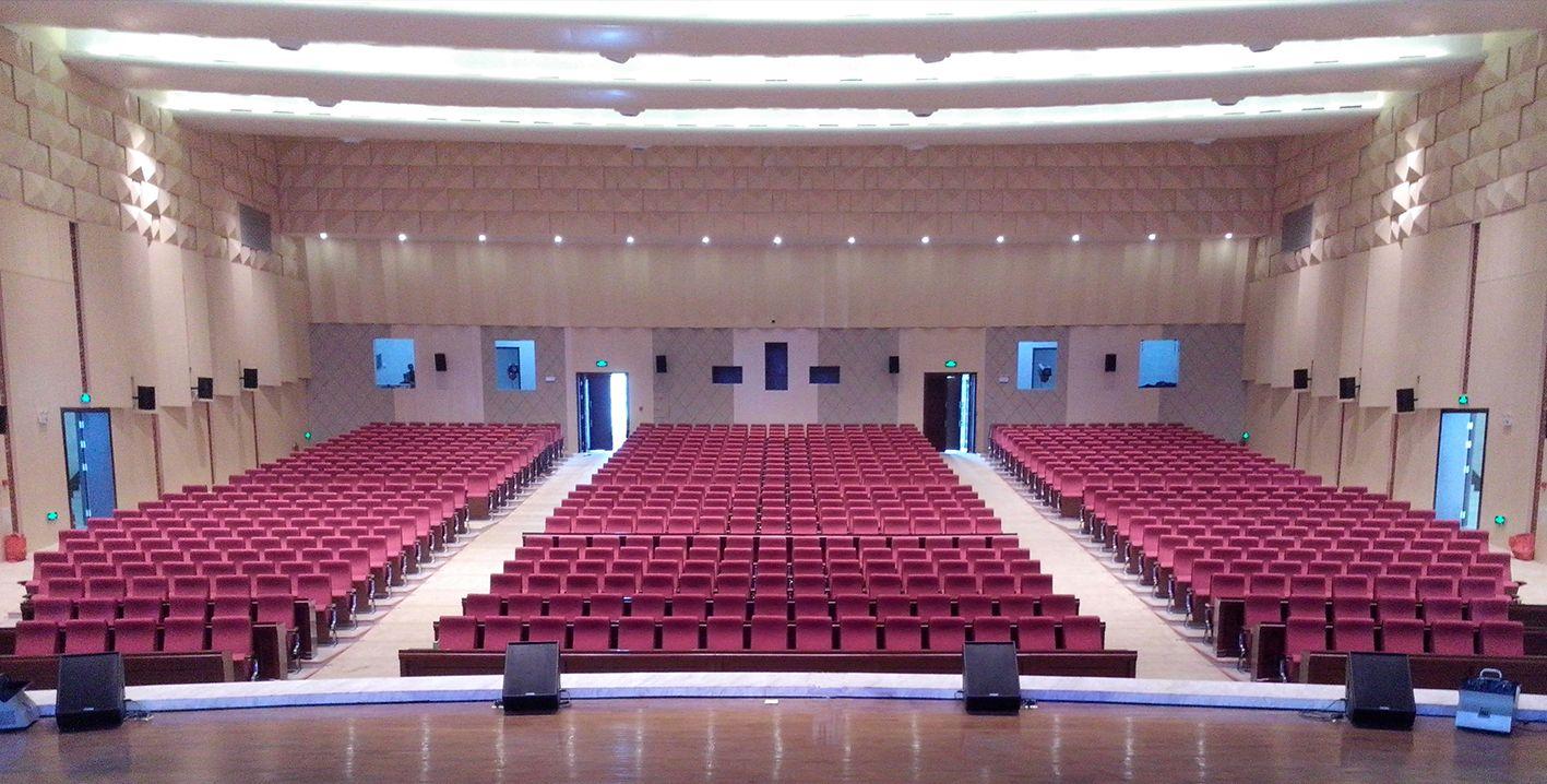 广西军区机関連礼堂2