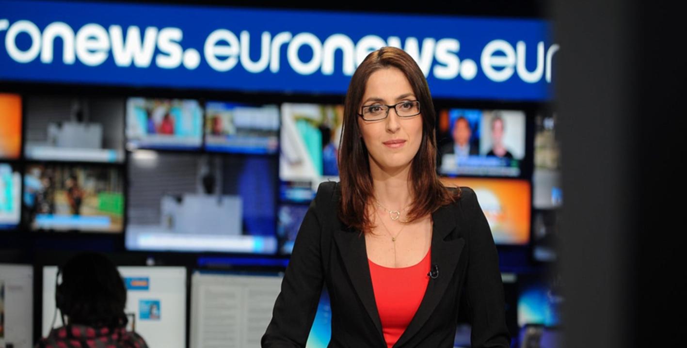 Euronews TV Studiyası