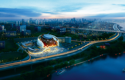 MHG Supplies One-Stop Solution for Chongqing International Circus