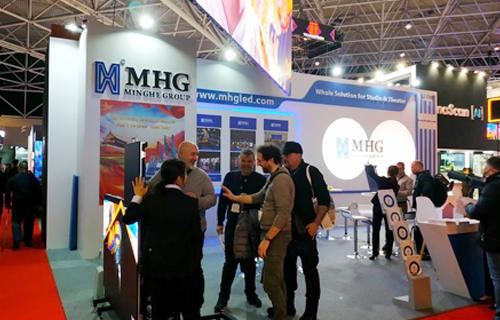 ISE2020でのMHG-IntegratedSystems Europe