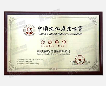 Member Unite of China Cultural Industry Association